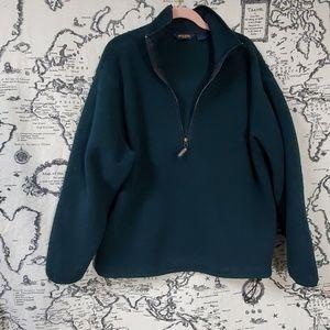 Woolrich 1/4 zipper fleece pullover